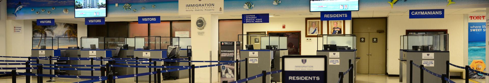Border Control & Tourism Authorities