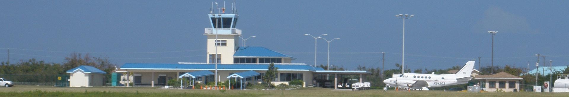 Cayman Brac Departures
