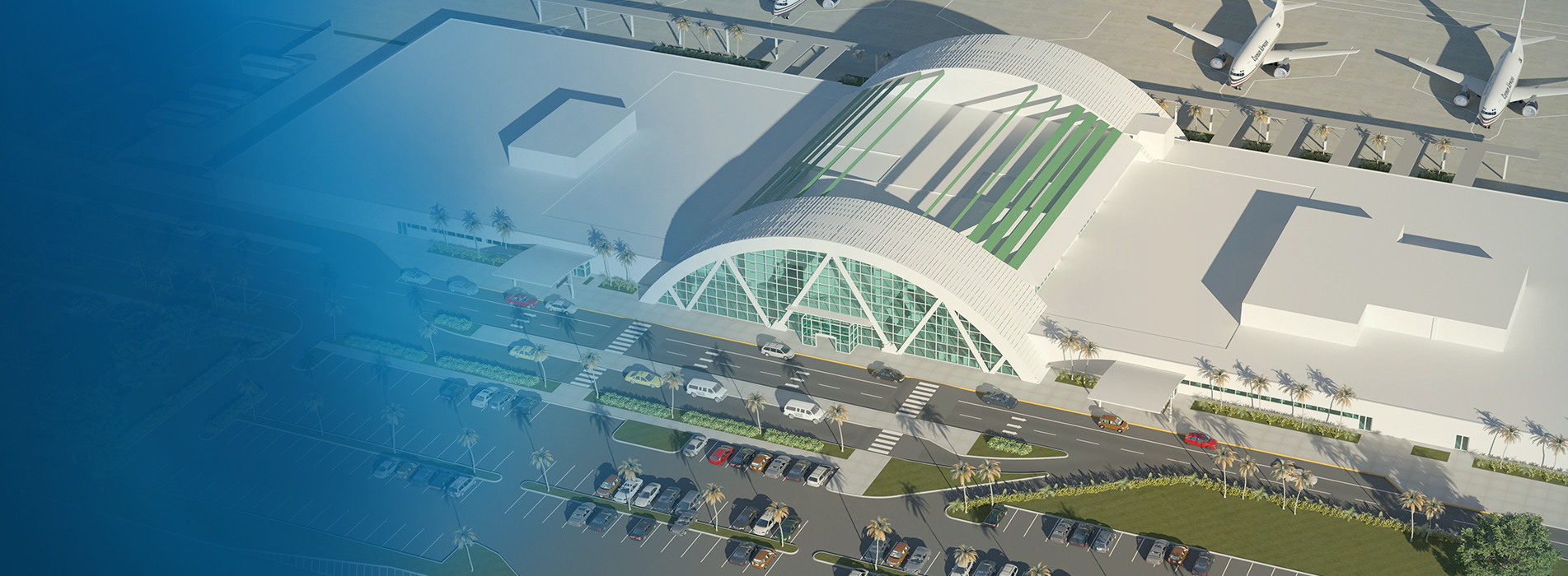 Voted Caribbean Airport of the Year 2020 by Caribbean Journal